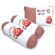 KIDDY Baby Pillow Set 2in1 KD2621 - Merah