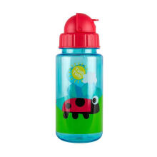 Tum Tum Bugs Water Bottle - Multicolor