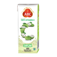 ABC HEINZ Soursop Juice 250ml