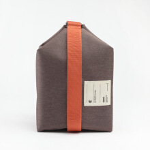 dpark Cross Body Dual Use Bag - Coffee