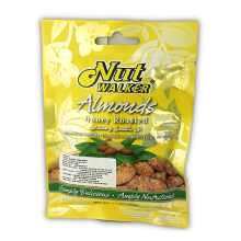 NUT WALKER Honey Roasted Almonds 35 gr