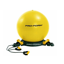 PRO-FORM STABILITY BALL TRAINING KIT Yellow Not Specified