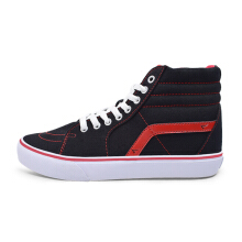 ARDILES Men Orleans Sneakers Shoes - Black Red