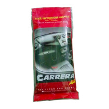 CARRERA Car Interior Wipes Tissue Dashboard 10'S