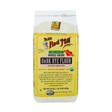 Bob's Red Mill Organic Dark Rye Flour 623gr