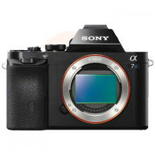 Sony Alpha A7S Body Only Black
