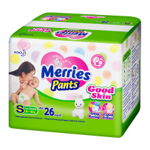 [LIMITED] MERRIES Popok Pants Good Skin S 26
