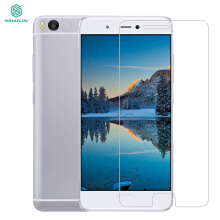 NILLKIN H + PRO 2.5D Curved Tempered Glass Shatterproof Non Full Screen Protective Film for Xiaomi 5S 0.2MM Transparent