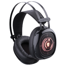 REXUS Vonix F18 Gaming Headset Black