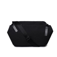 Ins I-224 Leisure shoulder&riding bag-Black