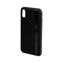 iPearl iPhone X Business Metal Case - Classic Black