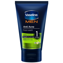 VASELINE Men Face Anti-Acne Face Wash 100g