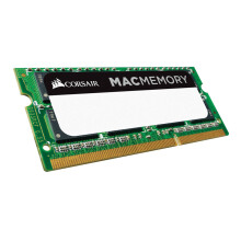 CORSAIR DDR3 Sodimm For Mac Apple 16GB (2 X 8GB) - CMSA16GX3M2C1866C11