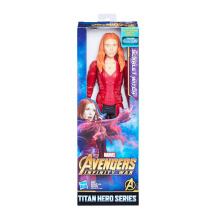 HASBRO 12 In Titan Hero Series Scarlet Witch AVSE2218
