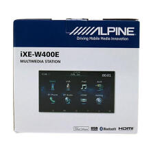ALPINE IXE W400E - HEADUNIT DOUBLE DIN