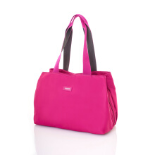 American Tourister Alizee Shoulder Bag Fuchsia
