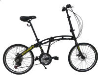 Vivacycle Comet Alloy Fodling 18 Sp Shimano