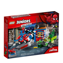 LEGO Juniors Spider-Man vs. Scorpion Street Showdown 10754