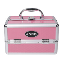 ANNIS Make Up Box D 06 - Pink - Kotak Kecil