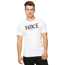 NIKE As M Nsw Tee Ho Art - White/Port Wine