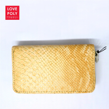 Love Poly Dompet Size M 061 Orange