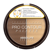 ABSOLUTE NEW YORK Pro Contour Palettes Medium