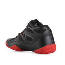 LEAGUE Ballistic - Black/ High Risk Red
