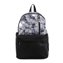 VOITTO Backpack DD2 Abstract Floral - Black