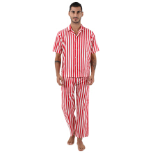 MOODS Male Stripe Long - Red [All Size]