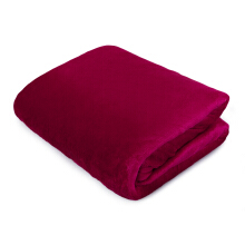 NAMALE Colors Blanket - Maroon  / 150x200cm