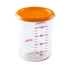 Beaba 912258 Food Jar Baby Portion [150 mL] - Orange