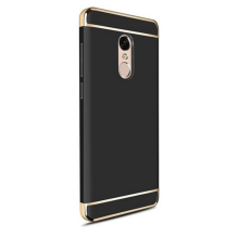 Smatton Case hp Xiaomi Redmi 5 Plus 3 in 1 Luxury Electroplate Ultra Thin Hybrid Shockproof Case Cover Shell