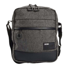 3SECOND Men Bag 0212 102121718 - Grey [Free Size]
