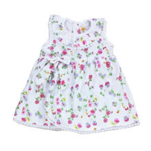 Pleu D-Silang Bunga Renda Dress Anak - Multicolor [12 months]