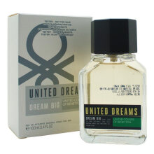Benetton United Dreams Dream Big Man (Tester) 100 ML