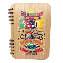 Tiktokbox Its a Nice day Notebook - Color 145mm x 205mm