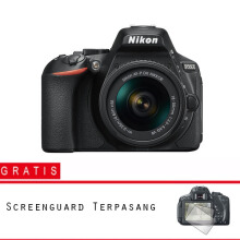 Nikon D5600 Kit 18-55mm VR Black