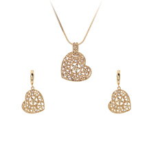 COCOA JEWELRY Kalung Love in Summer Storm Set Collection Gold