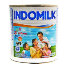 INDOMILK Susu Kental Manis Plain 370gr