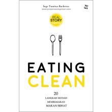 EATING CLEAN - Inge Tumiwa-Bachrens - 176 hlm