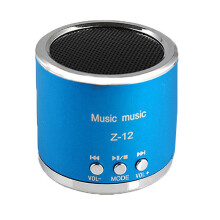 BESSKY Wireless Portable Mini Speaker FM Radio USB Micro SD TF Card MP3 Player_