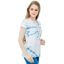 MOUTLEY Ladies Tshirt 2312 323121722 - White