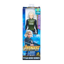 HASBRO 12 In Titan Hero Series Black Widow AVSE2217