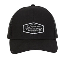 BILLABONG Walled Trucker - Black/White Black/White One Size