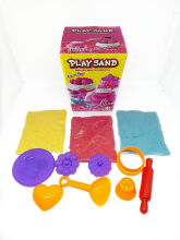 Play Sand Birthday Cake Set ( WH 3608-A )