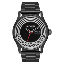 NIXON Star Wars Kylo Black Dial Quartz Stainless Steel [A356SW2444]