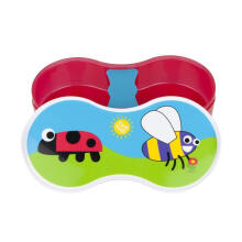 Tum Tum Bugs Lunch Set - Multicolor