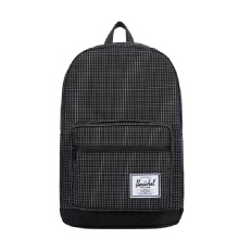 HERSCHEL Pop Quiz Backpack 10011-01579-OS (22L) - Black Grid