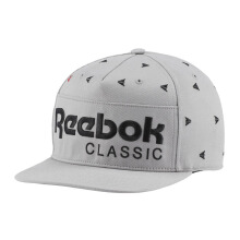 REEBOK Cl Graphic Cap - Mgh Solid Grey [One Size] REECV5778