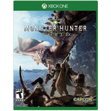 MICROSOFT Xbox One Game - Monster Hunter World